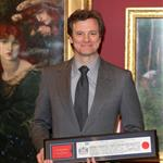 Colin Firth attends a photocall as he is made a Freeman of the City of London at Guildhall Art Gallery 108445