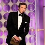 Colin Firth at the 2012 Golden Globe Awards 102921