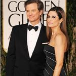 Colin Firth and wife Livia at the 2012 Golden Globe Awards 102925