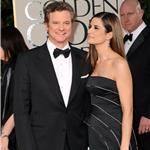 Colin Firth and wife Livia at the 2012 Golden Globe Awards 102928