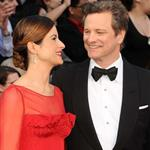 Colin and Livia Firth at the 84th Annual Academy Awards 107285