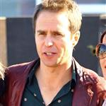 Sam Rockwell on set of Seven Psychopaths 101211
