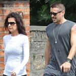 Colin Farrell goes for a walk in Ireland with his sister  119938