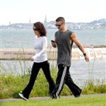 Colin Farrell goes for a walk in Ireland with his sister  119942
