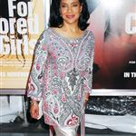 Phylicia Rashad at NY premiere of For Coloured Girls  71618