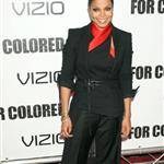 Janet Jackson at NY premiere of For Coloured Girls  71622