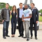 A-Team cast in Paris  63291