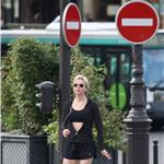 Renee Zellweger running in Paris 63307