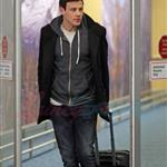 Cory Monteith returns to Vancouver on Snow Day during US Thanksgiving November 2010 73692