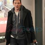 Cory Monteith returns to Vancouver on Snow Day during US Thanksgiving November 2010 73697