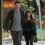 Cory Monteith and Lea Michele out in Vancouver 116052