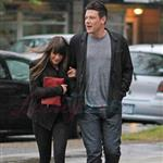 Cory Monteith and Lea Michele out in Vancouver 116063