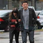 Cory Monteith and Lea Michele out in Vancouver 116065