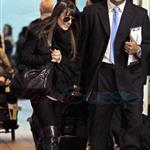 Lea Michele at YVR in Vancouver 116074