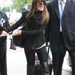 Lea Michele at YVR in Vancouver 116082