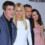 Gwyneth Paltrow with Leighton Meester, Tim McGraw, and Garrett Hedlund at Country Strong Hollywood premiere 75068