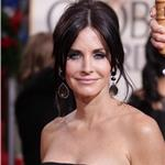Courteney Cox loses at Golden Globes 2010 53490