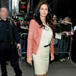Courteney Cox promotes Scream 4 in New York 83282