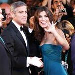 George Clooney and girlfriend Elisabetta Canalis in Venice 46438