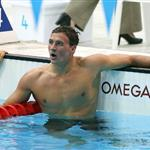 Ryan Lochte during the London 2012 Olympics 122339