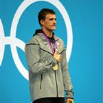 Ryan Lochte during the London 2012 Olympics 122346
