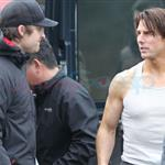 Tom Cruise in Vancouver shooting Mission Impossible 4 74888