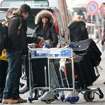 Penelope Cruz and Javier Bardem after vacation in Geneva despite break up rumours 30039