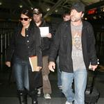Penelope Cruz and Javier Bardem arrive together in New York  52171