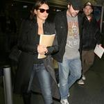 Penelope Cruz and Javier Bardem arrive together in New York  52174