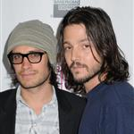 Diego Luna and Gael Garcia Bernal at the premiere of Rudo y Cursi in New York 37774