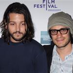 Diego Luna and Gael Garcia Bernal at the premiere of Rudo y Cursi in New York 37775