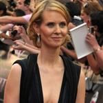 Cynthia Nixon at the London premiere of Sex & the City 20451