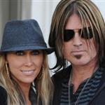 Billy Ray Cyrus and wife at John Varvatos benefit 34536
