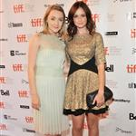 TIFF Photos: Saoirse Ronan and Alexis Bledel at Violet & Daisy premiere 94445