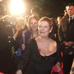 Dame Judi Dench looks fierce at Bond premiere in London  26734