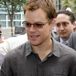 Matt Damon at the Elysium presentation at Comic Con 2012 120735