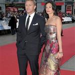 Daniel Craig and Satsuki Mitchell at London premiere of Flashbacks of a Fool 19389