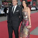 Daniel Craig and Satsuki Mitchell at London premiere of Flashbacks of a Fool 19384