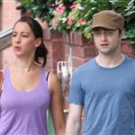 Daniel Radcliffe holding hands with girlfriend in New York 92112