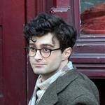 Daniel Radcliffe on the Kill Your Darlings film set in Brooklyn NY 109241