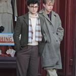 Daniel Radcliffe on the Kill Your Darlings film set in Brooklyn NY 109245