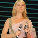 Claire Danes at the Roma Fiction Fest Awards  65009