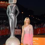 Claire Danes at the Roma Fiction Fest Awards  65013