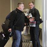 Daniel Craig flies to Toronto to shoot Dream House reshoots with Rachel Weisz 82880