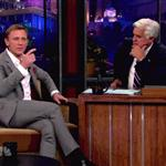 Daniel Craig promotes Cowboys & Aliens The Tonight Show  90470