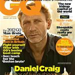 Daniel Craig covers British GQ 99533