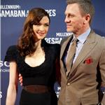 Daniel Craig and his wife Rachel Weisz attend The Girl With The Dragon Tattoo premiere in Madrid 101739