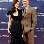 Daniel Craig and his wife Rachel Weisz attend The Girl With The Dragon Tattoo premiere in Madrid 101745