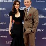 Daniel Craig and his wife Rachel Weisz attend The Girl With The Dragon Tattoo premiere in Madrid 101746