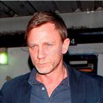 Daniel Craig and Rachel Weisz at Little Door in West Hollywood Monday night 81105